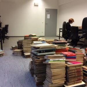 Literatur des 20. Jahrhunderts - Raum A 419